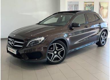 Mercedes Classe GLA 220 d 4-Matic Fascination 7-G DCT A Occasion