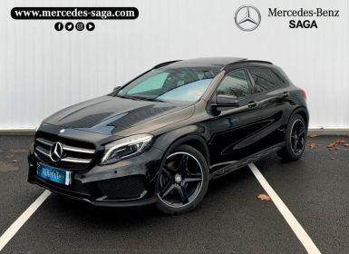 Acheter Mercedes Classe GLA 220 d Fascination 4Matic 7G-DCT Occasion