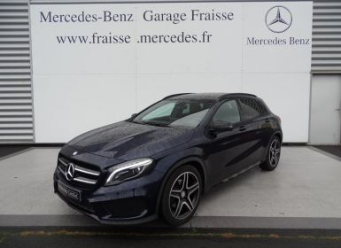 Vente Mercedes Classe GLA 220 d Fascination 4Matic 7G-DCT Occasion