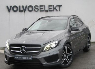Achat Mercedes Classe GLA 220 d Fascination 4Matic 7G-DCT Occasion