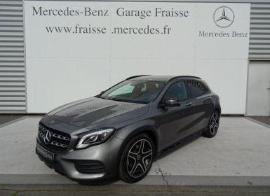 Vente Mercedes Classe GLA 220 d Fascination 4Matic 7G-DCT Occasion