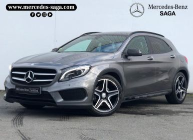 Voiture Mercedes Classe GLA 220 d Fascination 7G-DCT Occasion