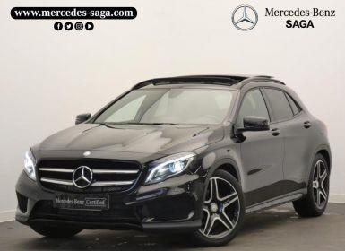 Mercedes Classe GLA 220 d Fascination 7G-DCT Occasion
