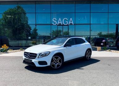 Vente Mercedes Classe GLA 220 d Fascination 7G-DCT Occasion