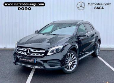 Achat Mercedes Classe GLA 220 d Fascination 7G-DCT Occasion