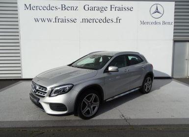 Vente Mercedes Classe GLA 220 d Fascination 7G-DCT Occasion