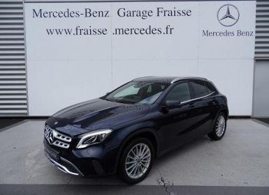 Vente Mercedes Classe GLA 220 d Sensation 4Matic 7G-DCT Occasion