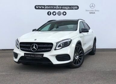 Vente Mercedes Classe GLA 220 d WhiteArt Edition 4Matic 7G-DCT Occasion