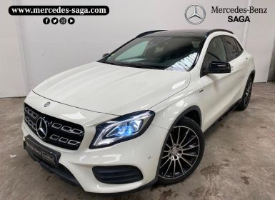 Vente Mercedes Classe GLA 220 d WhiteArt Edition 7G-DCT Occasion