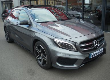 Vente Mercedes Classe GLA 220 FASCINATION AMG 4 MATIC Occasion