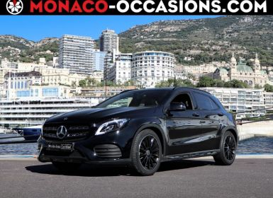 Achat Mercedes Classe GLA 250 Fascination 4Matic 7G-DCT Occasion