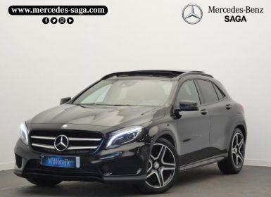 Acheter Mercedes Classe GLA 250 Fascination 4Matic 7G-DCT Occasion