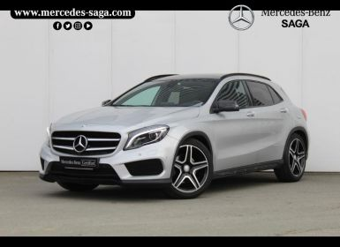 Voiture Mercedes Classe GLA 250 Fascination 4Matic 7G-DCT Occasion