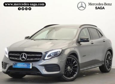 Voiture Mercedes Classe GLA 250 Fascination 7G-DCT Occasion