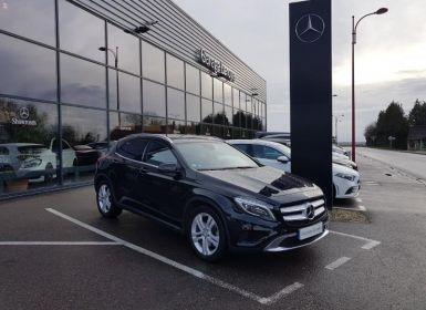 Vente Mercedes Classe GLA 250 Sensation 7G-DCT Occasion