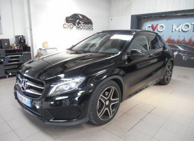 Mercedes Classe GLA 4 MATIC 220 D 170 CV BOITE 7 G TRONIC Occasion
