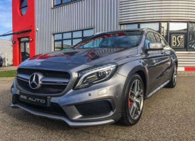 Achat Mercedes Classe GLA 45 AMG 2.0 Turbo Occasion
