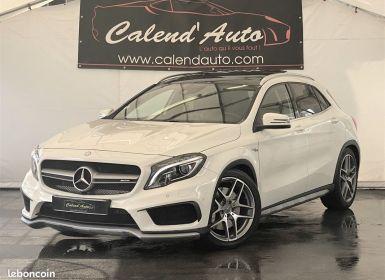 Achat Mercedes Classe GLA 45 amg 381 4matic bva7 Occasion
