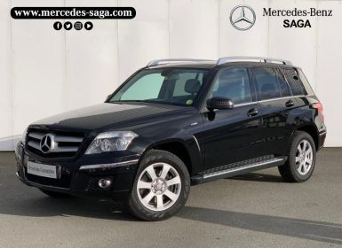 Vente Mercedes Classe GLK 220 CDI BE Occasion