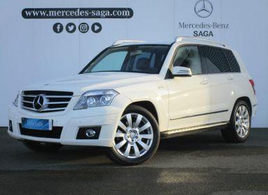 Achat Mercedes Classe GLK 220 CDI BE 4 Matic Occasion