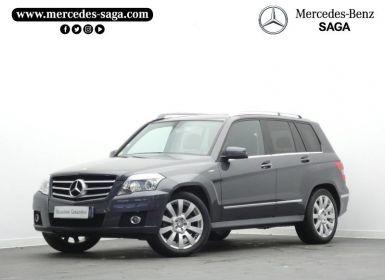Acheter Mercedes Classe GLK 220 CDI BE 7GTro Occasion