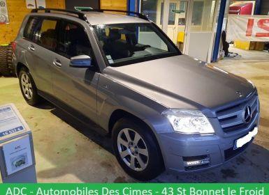 Vente Mercedes Classe GLK 220 CDI BLUEEFF 4MATIC 170cv 4X4 5P BVA FAP Occasion