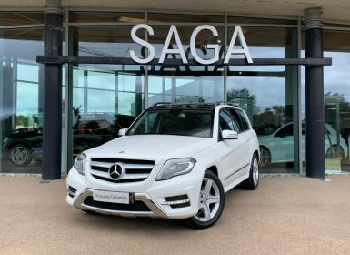 Vente Mercedes Classe GLK 220 CDI Fascination 4Matic 7GTronic + Occasion