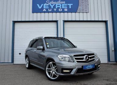 Vente Mercedes Classe GLK 350 CDI 4-matic 231cv PACK AMG Occasion
