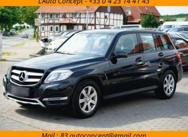 Vente Mercedes Classe GLK I (X204) 200 CDI Occasion