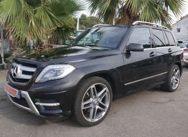 Voiture Mercedes Classe GLK (X204) 220 CDI FASCINATION 4MATIC 7GTRONIC + Occasion