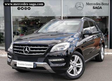 Vente Mercedes Classe ML 250 BlueTEC Sport 7G-Tronic + Occasion