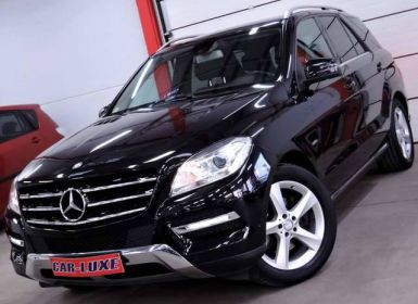 Vente Mercedes Classe ML 250 D BLUETEC 2O4CV 4-MATIC AIRMATIC GPS CUIR LED Occasion