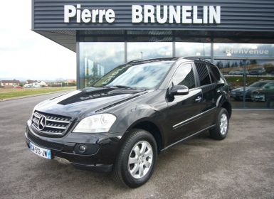 Vente Mercedes Classe ML 320 CDI 4-MATIC PACK LUXE / PACK TECHNO 7G-TRONIC Occasion