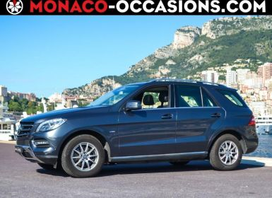 Vente Mercedes Classe ML 350 BlueTEC 7G-Tronic + Occasion