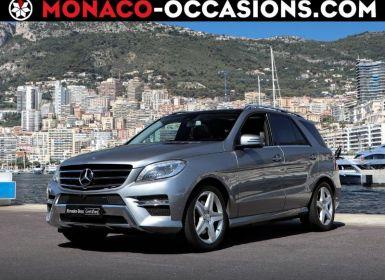 Vente Mercedes Classe ML 350 BlueTEC Fascination 7G-Tronic + Occasion