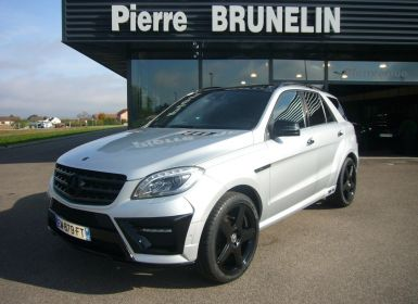 Vente Mercedes Classe ML 350 (essence) 4-MATIC FASCINATION - KIT BRABUS COMPLET Occasion
