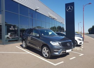 Vente Mercedes Classe ML 350 Fascination 7G-Tronic + Occasion