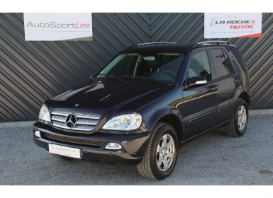 Vente Mercedes Classe ML 350 Final Edition ETHANOL Occasion