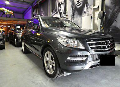 Vente Mercedes Classe ML III 350 BLUETEC 4 MATIC 258 7G TRONIC Occasion
