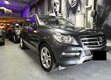Achat Mercedes Classe ML III 350 BLUETEC 4 MATIC 258 7G TRONIC Occasion