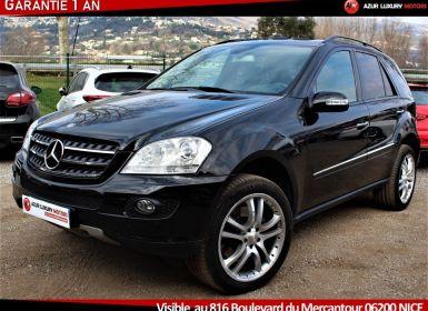 Vente Mercedes Classe ML M 500 BVA V8 Occasion