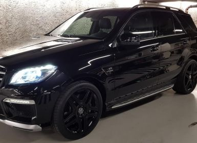 Vente Mercedes Classe ML M 63 AMG 4MATIC A Occasion