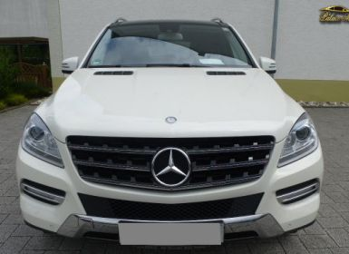 Acheter Mercedes Classe ML Mercedes-Benz ML350 BT 4M Pack sport toit pano Occasion