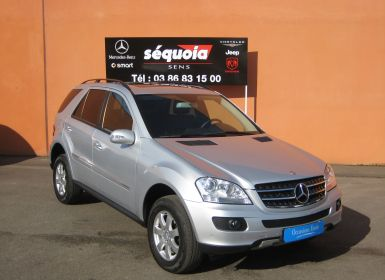 Acheter Mercedes Classe ML ML 320 CDI Occasion