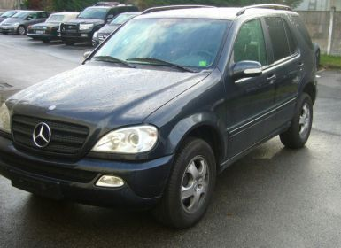 Vente Mercedes Classe ML ML 320 Luxury Occasion