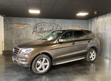 Vente Mercedes Classe ML ML 350 BLUETEC SPORT 7G TRONIC+ Occasion