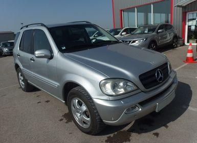 Voiture Mercedes Classe ML (W163) 270 CDI LUXURY BA Occasion