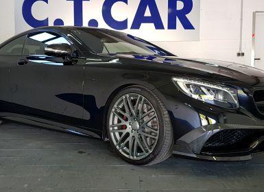 Mercedes Classe S -Klasse BRABUS Coupe 63 AMG 4Matic