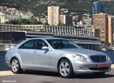 Vente Mercedes Classe S 320 CDI – 187.900 kms Occasion