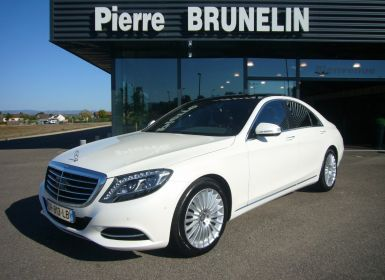 Vente Mercedes Classe S 350 BlueTEC 4-MATIC EXECUTIVE Occasion